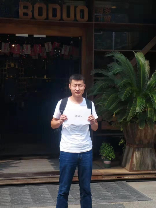 【单店加盟】恭喜冯总签约安徽合肥市青蔬捞烫加盟